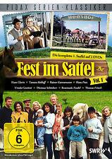 Fest im Sattel Vol. 1 * DVD Serie Pferde Hans Clarin Claudia Rieschel Pidax Neu
