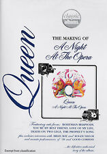 [NEW] DVD: QUEEN: THE MAKING OF A NIGHT AT THE OPERA