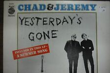 Yesterday's Gone Chad & Jeremy 33RPM 012016 TLJ