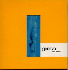 GENEVA - INTO THE BLUE - 1996 CARD COVER CD SINGLE + INNER COVER