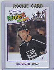 10-11 OPC O-Pee-Chee Jake Muzzin Rookie Card RC Marquee Rookie #524 Mint