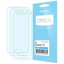 Spigen 3x Crystal Screen Protector for Samsung Galaxy S7