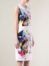 "THORNTON BREGAZZI ""PREEN"" ISSY PRINT DRESS BLOGGERS FAVOURITE S UK8 4 RRP $1160"