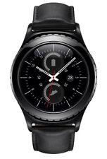Samsung Gear S2 classic Smartwatch Lederarmband schwarz  T1/164