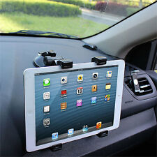 360°Car Holder Windshield Mount Bracket for Phone GPS Tablet PC