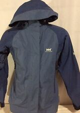 Gray Helly Hansen Helly Tech Jacket with Powder Skirt Small
