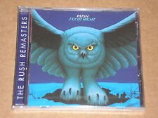 RUSH - FLY BY NIGHT - CD REMASTERED SIGILLATO (SEALED)
