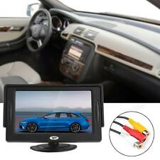 4.3 Inch TFT-LCD Color Sunshade LCD 2-CH Video Input Car Rear View Monitor