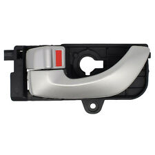 Inside Door Handle - Front Left Driver Interior - Silver