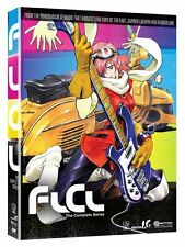 FLCL: Complete Anime Series DVD Box Set Collection Brand NEW!