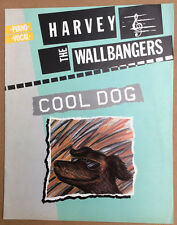 HARVEY & THE wallbangers Cool cane Piano/VOCAL A-GoGo UK SPARTITI MUSICALI