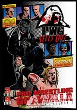 PWG Sells Out Volume 1 DVD Pro Wrestling Guerrilla CM Punk AJ Styles Kevin Steen