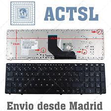 Teclado Español para Hp Compaq Probook 6560B Black Frame