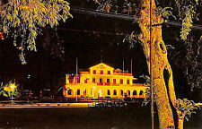 SURINAM SURINAME CARTE POSTALE PALACE OF THE GOVERNOR 1963
