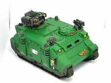 SALAMANDERS RAZORBACK  -  Painted, ForgeWorld Warhammer 40K Space Marine Army