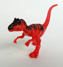 Jurassic World ALLOSAURUS Hasbro blind bag mini figure red