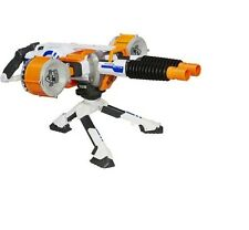 WORLDWIDE NEW NERF RAPID FIRING RHINO FIRE DART GUN WITH 50 DARTS