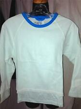 FAL Sports/Active Wear Long Sleeve Top w/Layered Mesh Overlay Size 6P NWT
