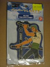 One Piece Profuma ambiente Paper Fragrance(arbre magique/little trees) ZORO RARE