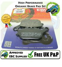 NEW EBC ORGANIC BRAKE PADS PAD SET REAR HONDA CBR600 CBR 600 F3/F4 03 04