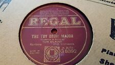 TOM GILBERT THE TOY DRUM MAJOR & WHEN MY SUGAR WALKS DOWN THE STREET REGAL G8392