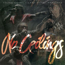 Lil Wayne - No Ceilings Mixtape CD Young Money Cash YMCMB