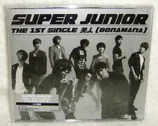 Super Junior Bonamana Taiwan CD -Normal Edition- [CD-Extra]