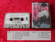 MC Pat Benatar - Get Nervous (Japan) - Musikkassette Cassette