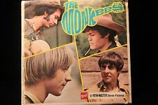 Vintage 1967 The Monkees Viewmaster w/3 Reels & Booklet (Hit TV Series EXCELLENT