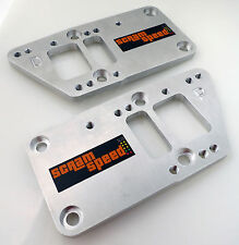 3 Position LSX Engine Swap Plates for GM Motor Mounts LS LS1 LS2 5.3 6.0 5.7 6.2