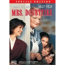 MRS DOUBTFIRE-Robin Williams-Region 4-New and Sealed