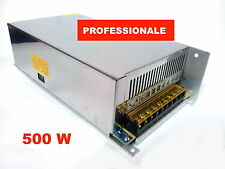 ALIMENTATORE PROFESSIONALE 24V 20A Power Switching Power Supply