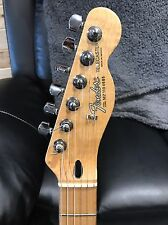 fender mexican telecaster With Case