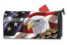 Magnet Works Spirit of Freedom Original Magnetic Mailbox Wrap Cover