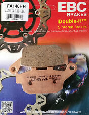 EBC/FA140HH Sintered Brake Pads Rear - Yamaha XJ6-F, XJ6-N, XJ6-S Diversion