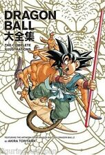 Dragon Ball DBZ Daizenshuu 1 Complete Illustrations Art Book Shueisha Japan