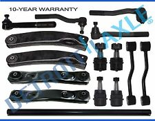 Brand New 15pc Complete Front Suspension Kit for 1999 - 2004 Jeep Grand Cherokee
