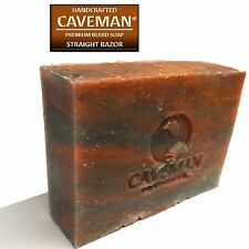 Original Handcrafted Beard and Body Soap by Caveman® (Straight Razor)