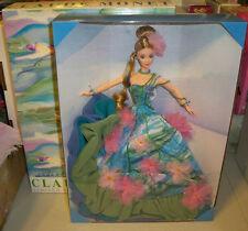 Water Lily Barbie Doll NRFB Claude Monet Artist Series NRFB Limited Edition