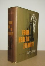 James Jones - From Here to Eternity - 1st