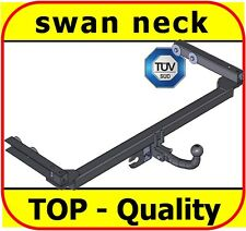 Towbar Tow Hitch Mercedes W202 S202 Saloon Estate 1993 to 2000 / swan neck
