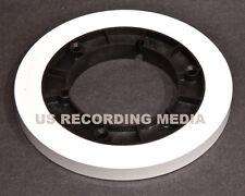 """Leader Tape Open Reel 1/2"""" x 500 Ft  Solid White TME Studio Grade© New ATR RMGI"""
