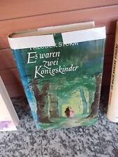 Es waren zwei Königskinder, Novellen von Theodor Storm
