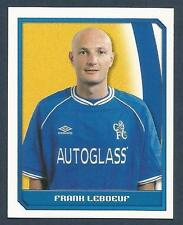 MERLIN 2000-FA PREMIER LEAGUE 2000- #088-CHELSEA & FRANCE-FRANK LEBOEUF