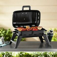Grill Gas BBQ Portable Propane Camping Burner Outdoor Tabletop Cooking