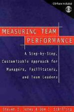 Measuring Team Performance : A Step-by-Step, Customizable Approach...CD INCLUDED