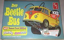 AMT Beetle Bus Volkswagen Van Show Rod 1/25 plastic model car kit new 992