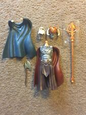 Hasbro Marvel Legends The Allfather Odin Body, Heads And Weapons BAF Parts