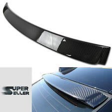 CARBON FIBER BMW 3-SERIES E92 2D COUPE REAR ROOF SPOILER 13 320i 328i 335i
