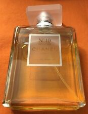 NEW CHANEL No19 # 19 POUDRE EAU DE PARFUM PERFUME LARGE 3.4oz 100ml Christmas